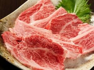 近江牛A4・A5ランク特選カルビ焼肉用 100g