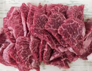 黒毛和牛絶品ハラミ100g